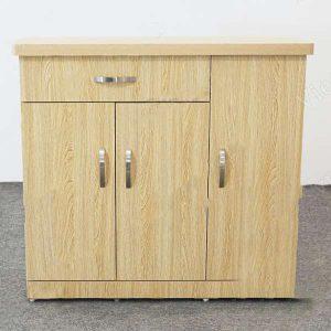 Tủ giày 3 cánh gỗ công nghiệp - AMTH08
