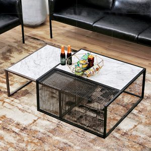 Bàn trà sofa khung sắt đẹp hiện đại mang phong cách châu âuNhững chiếcbàn trà sofa đẹpvà hiện đại cùng bộ sofa là thành phần không thể thiếu được trong một không gian phòng khách. Hãy cùng AMI xem mẫubàn trà chân sắt sơn tĩnh điệndưới đây nhé.