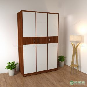 Tủ quần áo vân gỗ đẹp giá rẻ