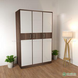 Tủ quần áo gỗ MDF đẹp giá rẻ